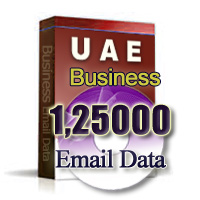 dubai email data