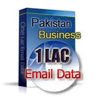 pakistan email data
